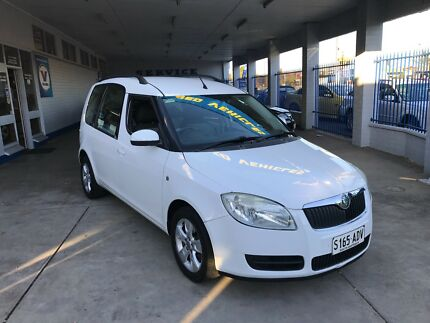 2008 Skoda Roomster Wagon Grange Charles Sturt Area Preview