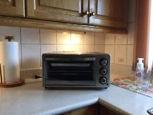 Oster Toaster Oven-used once