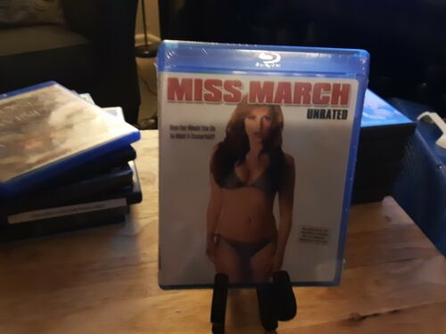 Miss March, Unrated Blu-ray  - $4.00
