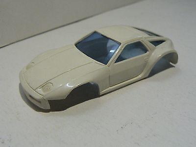 Carrera Servo 160 Porsche 928 Repro Karosserie weiß Testshot NEU