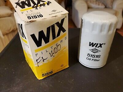 NEW WIX 51516 Oil Filter NOS FREE SHIPPING