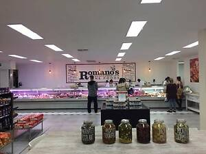 Romano's Fine Foods For Sale Beaconsfield Fremantle Area Preview