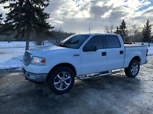 2004 Ford F-150 Lariat 4x4 FULLY LOADED