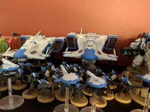Warhammer 40K Tau Army for sale!