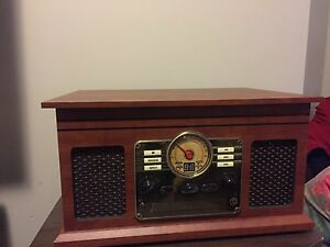 Mint Condition Record Player