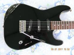 Korean Charvette Model 300 Electric Guitar,1989-1991,All Original Except Whammy