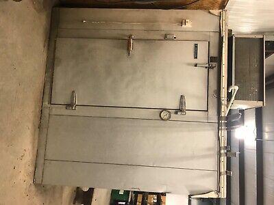 Louisville 220 Single Faze Walk In Freezer Nsf No12521 Heatcraft Component 10x10