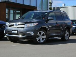 2013 Toyota Highlander V6 SPORT | AWD | HEATED LEATHER | BACK...