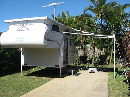 Islander Slide-On Camper Trevallyn West Tamar Preview