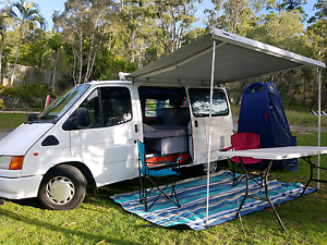 Ford Transit campervan Robina Gold Coast South Preview