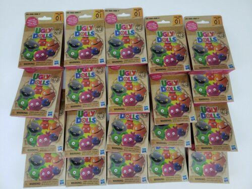 UGLY DOLLS Blind Surprise Figurine Bag Collector Series 1 Sealed Lot of 20