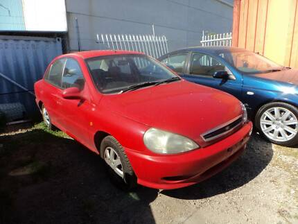 WRECKING / DISMANTLING 2000 KIA RIO MANUAL North St Marys Penrith Area Preview