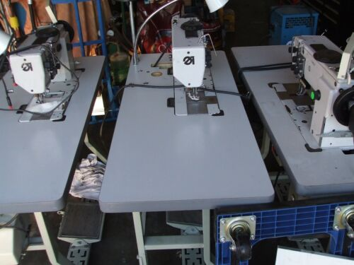 three 767-fa-373 sewing machine Durkopp Adler industrial sewing machine