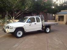 2003 TOYOTA HILUX - Extra Cab, 4x4, V6 3.4litres  Price $12,500 Pyrmont Inner Sydney Preview
