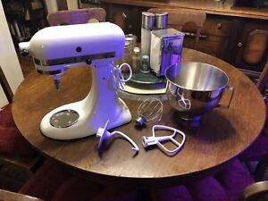 Unused  Kitchen Aid Ultra Power mixer