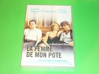 DVD   LA FEMME DE MON POTE  coluche   NEUF sous cello