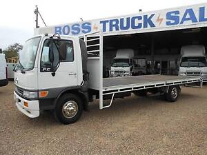 2000 Hino FC Flat Tray Rocklea Brisbane South West Preview