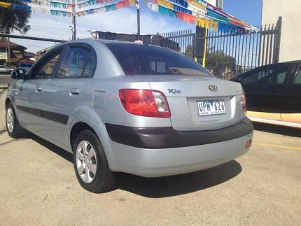 2007 Kia Rio Sedan Fawkner Moreland Area Preview