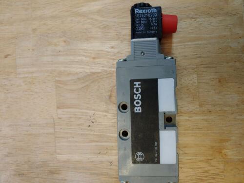 Bosch Rexroth Solenoid Valve 1824210239  0820023003
