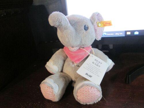 NWT Steiff Trampili elephant plush #240249 (SOLD OUT)