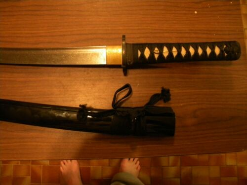 Cold Steel Warrior Series Wakizashi Sword  katana knife 88BWW 21 INCH BLADE
