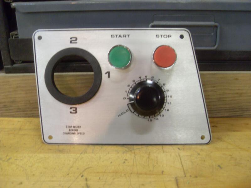 Hobart Mixer Start Stop Timer kit 220 Volt  D 300 30 qt
