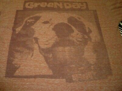 Green Day Shirt ( Used Size L ) Very Good Condition!!!