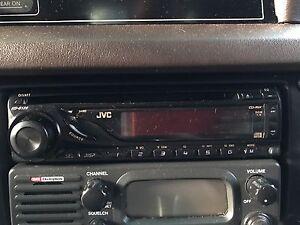 CD / Stereo Radio Player: JVC KDG-176 Wagaman Darwin City Preview