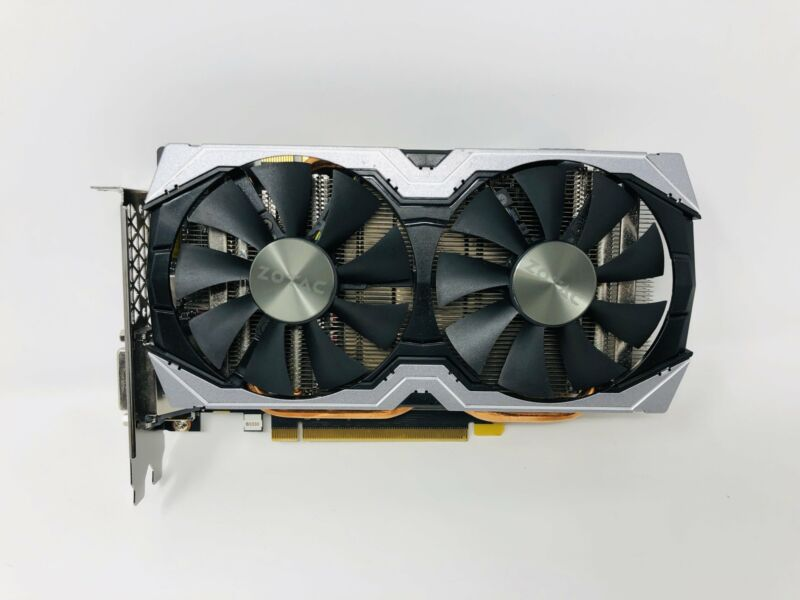 Zotac GeForce GTX 1070 8GB Mini Graphics Card