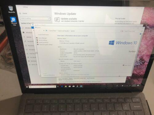 "Microsoft Surface 13.5"" Laptop i5 2.50GHz 4GB 128GB Windows 10 (D9P-00001)"