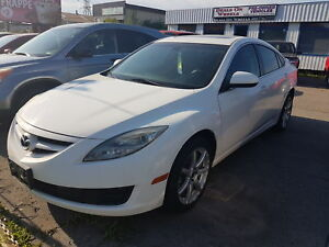 2010 Mazda Mazda6 GS loaded and  (( Sunroof ))