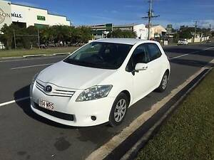 BARGAIN 2010 Toyota Corolla Hatchback AUTOMATIC $8000 Arundel Gold Coast City Preview