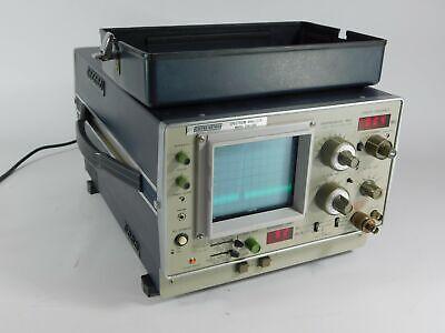 Electro-metrics Esa-1000 Spectrum Analyzer W Dm-100 Digital Memory