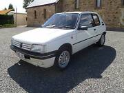 1992 Peugeot 205 Hatchback, Automatic, Airconditioning Hillbank Playford Area Preview