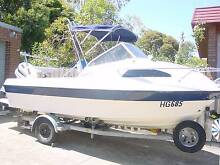 KINGFISHER 5.2M FISHING BOAT Croydon Maroondah Area Preview