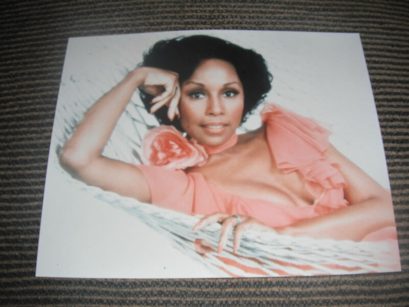 Diahann Carol Color 8x10 Promo Photo Picture