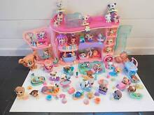 Littlest Pet Shop Pack Cooktown Cook Area Preview