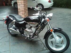 Vennox 2010 250cc Cruiser Mooroolbark Yarra Ranges Preview