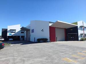 570m2 Warehouse, 2 x roller shutters & Offices Morningside Brisbane South East Preview