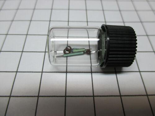 Radium Element Sample, 3 Luminous Watch Hands - Check Source - Periodic Table