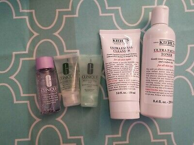 KIEHLS ULTRA FACIAL Cleanser AND TONER 150ml