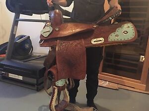 Good Quality Western Saddle