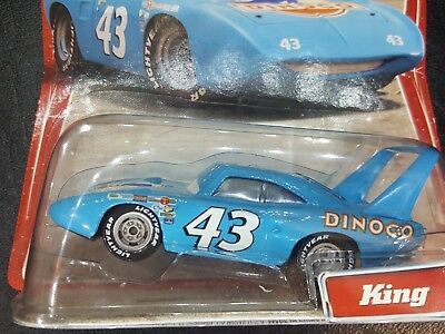 DISNEY PIXAR CARS DESERT BACK KING 12 or 16 CAR BACK SAVE 6% GMC