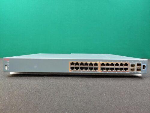 Avaya 4826GTS-PWR+ 24-Port Network Switch NM