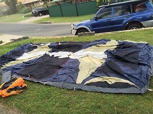 Tent Brassall Ipswich City Preview