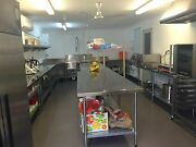 Full Commercial Kitchen Set up, equipment & Lease Currajong Townsville City Preview