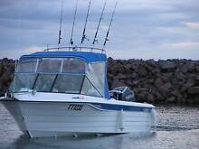 NEREUS 20' RUNABOUT 2005 Greenwith Tea Tree Gully Area Preview