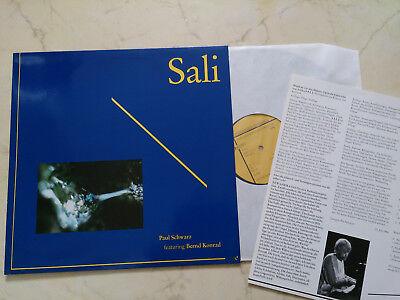 SALI Paul Schwarz feat.Bernd Konrad *SCHWEIZER JAZZ LP*NM*