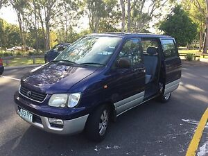1999 TOYOTA Spacia Auto 8seat (Rego&RWC) Carindale Brisbane South East Preview