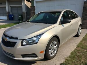CHEVROLET CRUZE 2012 BLUETOOTH GREAT STUDENT CAR - 128'XXX